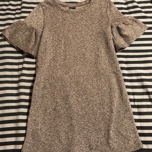 Adorable glittery dress